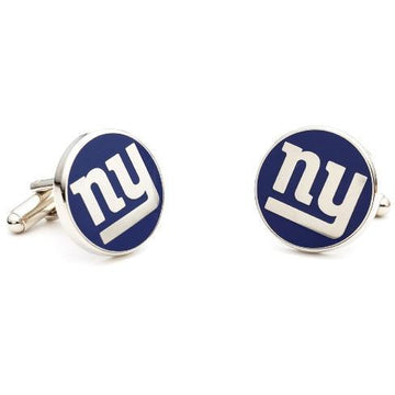 New York Giants Enamel Cufflinks