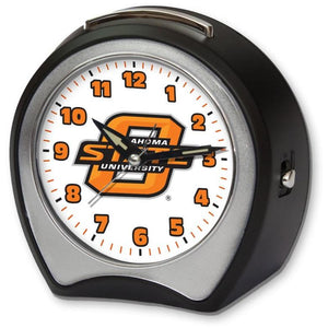 Oklahoma State Cowboys Fight Song Alarm Clock-Clock-Roman-Top Notch Gift Shop