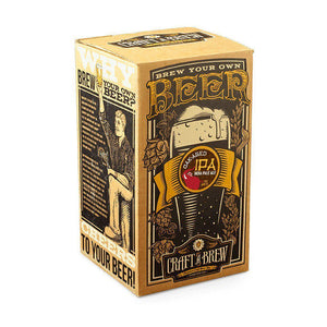 Craft a Brew: Premium Brew Kit - Oak Aged I.P.A.-Brew Kit-The Grommet-Top Notch Gift Shop