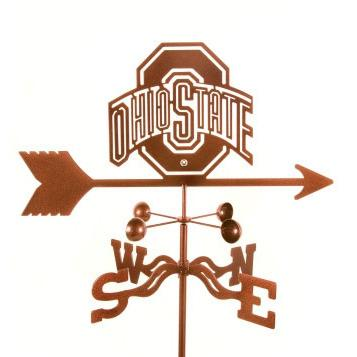 Ohio State University Weathervane-Weathervane-EZ Vane-Top Notch Gift Shop