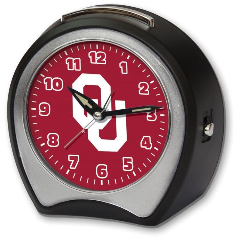 Oklahoma University Fight Song Alarm Clock-Clock-Roman-Top Notch Gift Shop