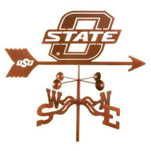 Oklahoma State Weathervane-Weathervane-EZ Vane-Top Notch Gift Shop