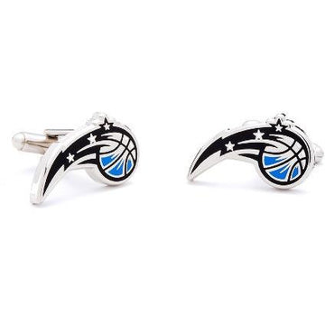 Orlando Magic Enamel Cufflinks