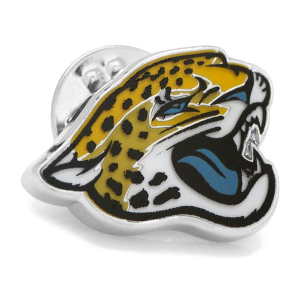 Jacksonville Jaguars Lapel Pin-Lapel Pin-Cufflinks, Inc.-Top Notch Gift Shop