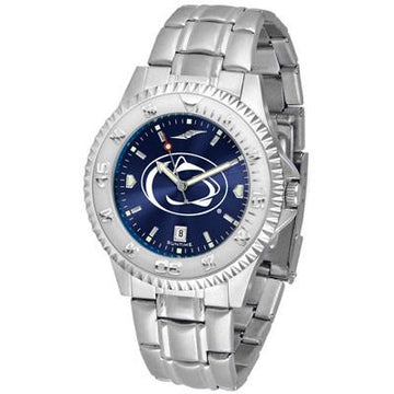 Penn State Nittany Lions Competitor AnoChrome - Steel Band Watch