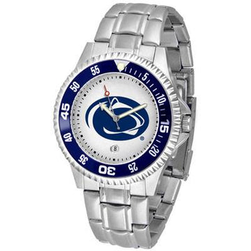 Penn State Nittany Lions Competitor  - Steel Band Watch