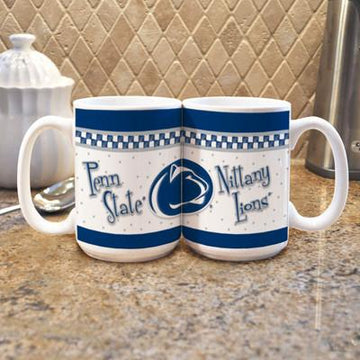 "Penn State University ""Gameday"" Mug -  (Set of 2)"