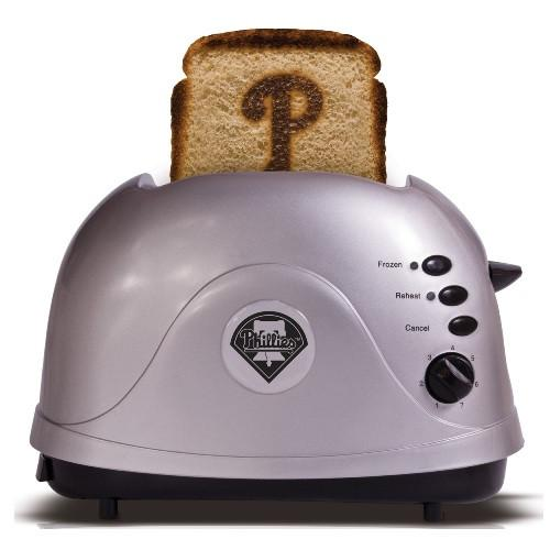 Philadelphia Phillies Protoast Toaster-Toaster-Pangea Brands, LLC-Top Notch Gift Shop