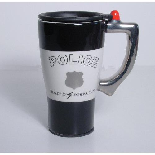 Police Travel Mug-Mug-BellAir Motorsport-Top Notch Gift Shop