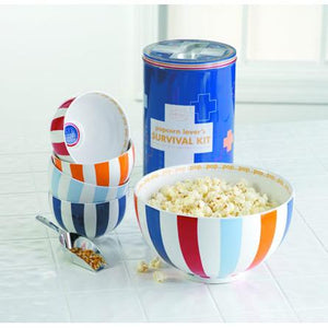 Popcorn Lover's Survival Kit-Popcorn-Design Design-Top Notch Gift Shop