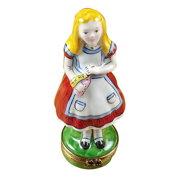 Alice In Wonderland Limoges Box by Rochard™-Rochard-Top Notch Gift Shop