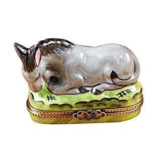 Donkey Limoges Box by Rochard™-Limoges Box-Rochard-Top Notch Gift Shop
