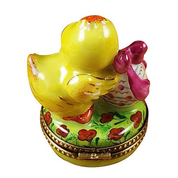 Easter Chick Limoges Box by Rochard™