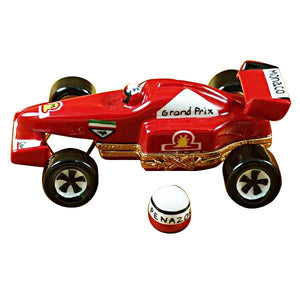 Formula One Race Car Limoges Box by Rochard™-Limoges Box-Rochard-Top Notch Gift Shop