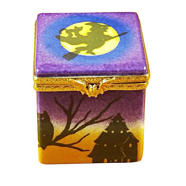 Ghost In The Box Limoges Box by Rochard™-Limoges Box-Rochard-Top Notch Gift Shop