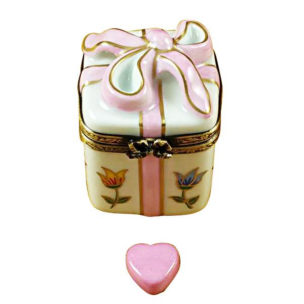 Gift Box Tulips Limoges Box by Rochard™-Limoges Box-Rochard-Top Notch Gift Shop
