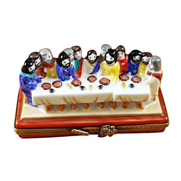Last Supper Limoges Box by Rochard™