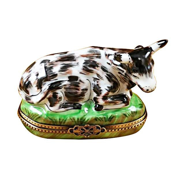 Ox Limoges Box by Rochard-Limoges Box-Rochard-Top Notch Gift Shop