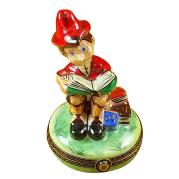 Pinocchio Limoges Box by Rochard™
