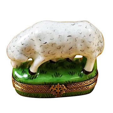 Sheep Limoges Box by Rochard™