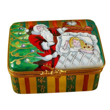 Studio Collection - Christmas Night Limoges Box by Rochard™