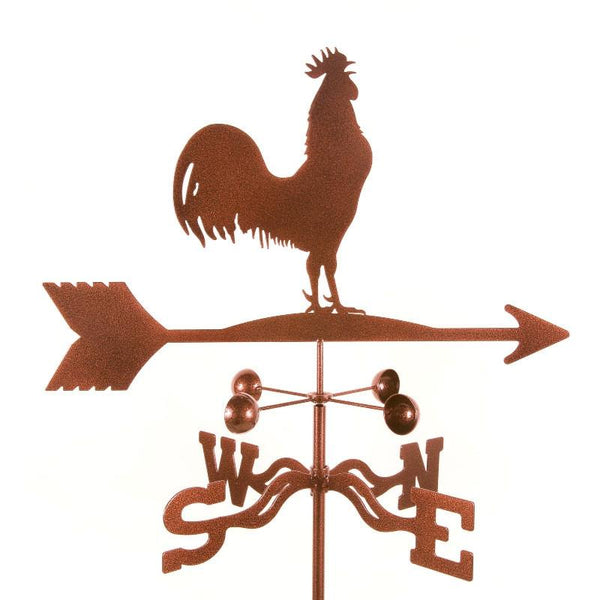 Rooster Weathervane-Weathervane-EZ Vane-Top Notch Gift Shop