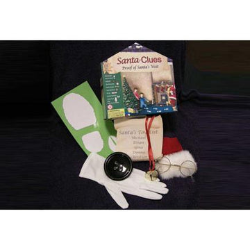 Santa Clues Decorating Kit