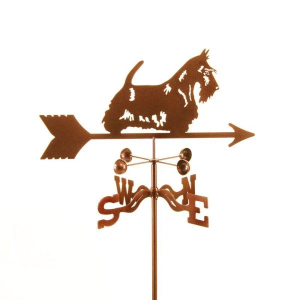 Scottie Weathervane-Weathervane-EZ Vane-Top Notch Gift Shop