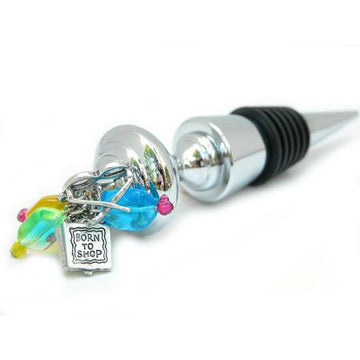 Shopping  Wine Bottle Stopper