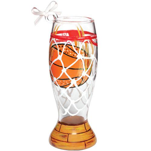 Slam Dunk Mini Pilsner Ornament by Lolita®-Designs by Lolita® (Enesco)-Top Notch Gift Shop