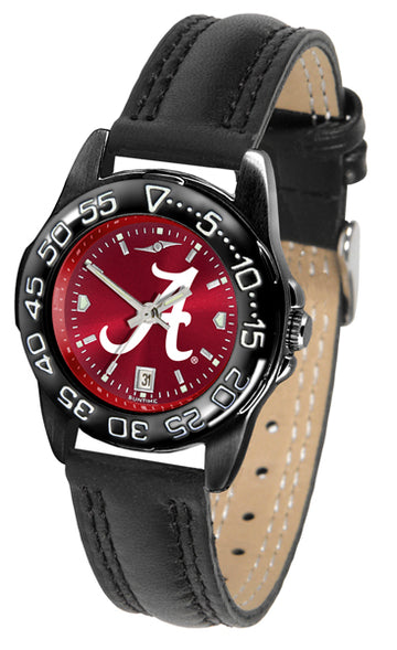 Alabama Crimson Tide Ladies Fantom Bandit AnoChrome Watch