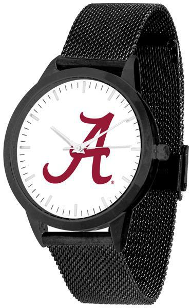 Alabama Crimson Tide - Mesh Statement Watch-Watch-Suntime-Top Notch Gift Shop