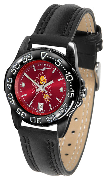 Arizona State Sun Devils Ladies Fantom Bandit AnoChrome Watch
