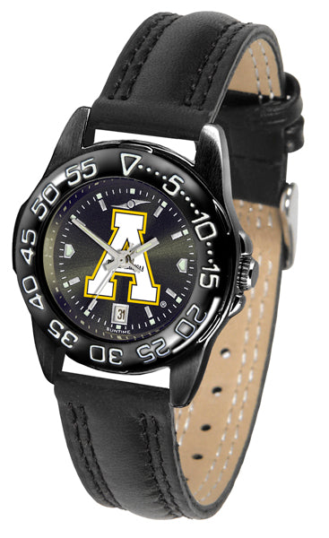 Appalachian State Mountaineers Ladies Fantom Bandit AnoChrome Watch-Watch-Suntime-Top Notch Gift Shop