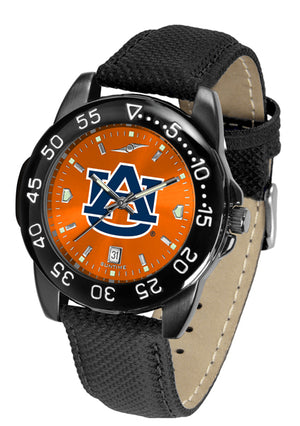 Auburn Tigers Men's Fantom Bandit AnoChrome Watch-Watch-Suntime-Top Notch Gift Shop