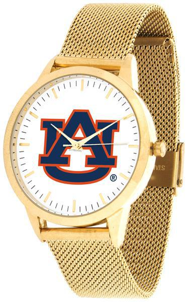 Auburn Tigers - Mesh Statement Watch-Watch-Suntime-Top Notch Gift Shop