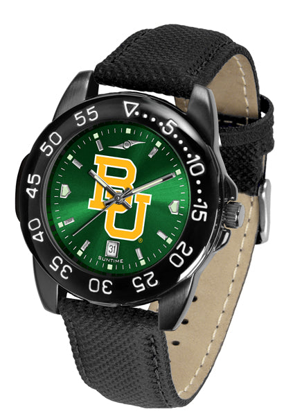 Baylor Bears Men's Fantom Bandit AnoChrome Watch-Watch-Suntime-Top Notch Gift Shop