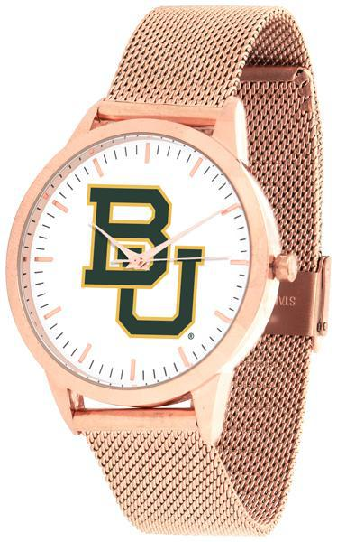 Baylor Bears - Mesh Statement Watch-Watch-Suntime-Top Notch Gift Shop