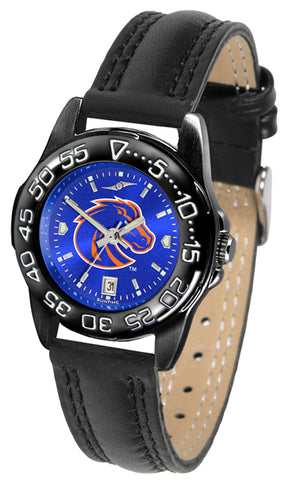 Boise State Broncos Ladies Fantom Bandit AnoChrome Watch-Watch-Suntime-Top Notch Gift Shop