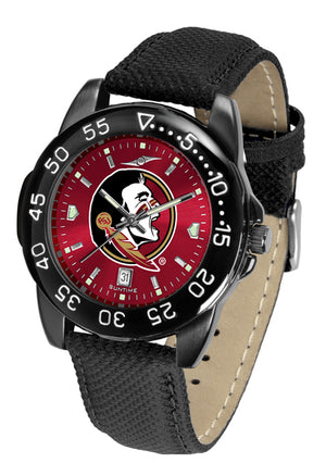 Florida State Seminoles Men's Fantom Bandit AnoChrome Watch-Watch-Suntime-Top Notch Gift Shop