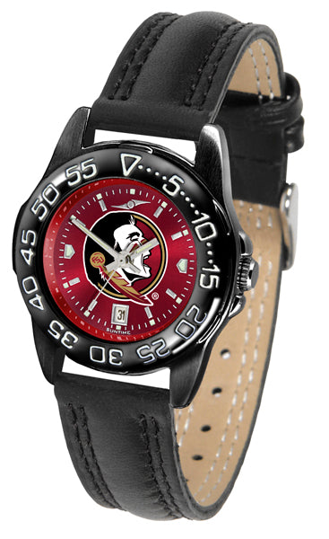 Florida State Seminoles Ladies Fantom Bandit AnoChrome Watch-Watch-Suntime-Top Notch Gift Shop