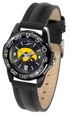 Iowa Hawkeyes Ladies Fantom Bandit AnoChrome Watch-Watch-Suntime-Top Notch Gift Shop