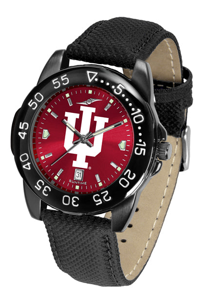 Indiana Hoosiers Men's Fantom Bandit AnoChrome Watch-Watch-Suntime-Top Notch Gift Shop