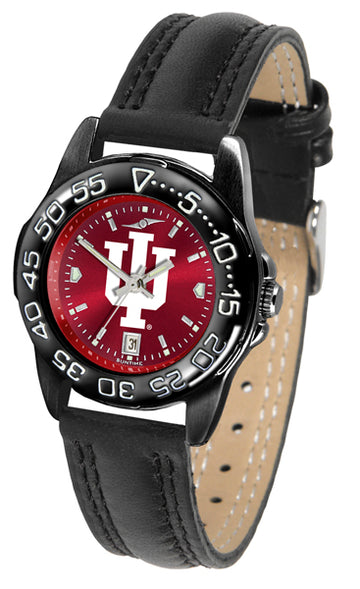 Indiana Hoosiers Ladies Fantom Bandit AnoChrome Watch