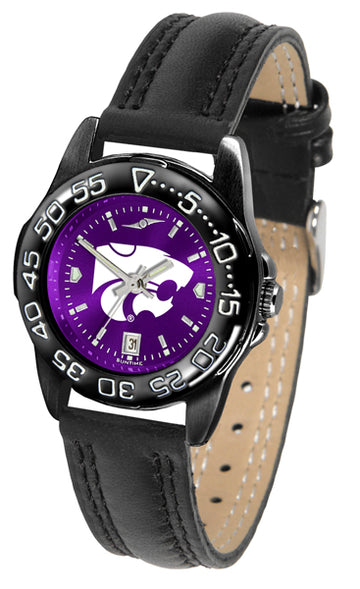 Kansas State Wildcats Ladies Fantom Bandit AnoChrome Watch