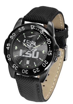 LSU Tigers Men's Fantom Bandit Watch-Watch-Suntime-Top Notch Gift Shop