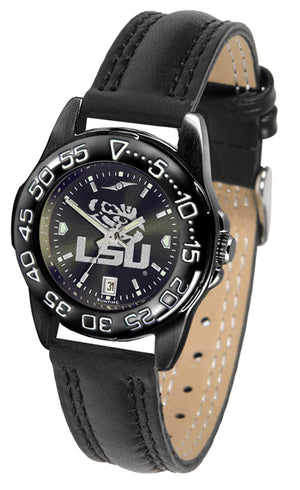 LSU Tigers Ladies Fantom Bandit Watch-Watch-Suntime-Top Notch Gift Shop