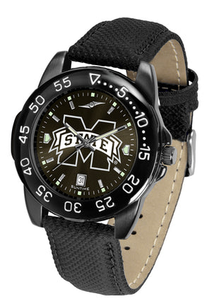 Mississippi State Bulldogs Men's Fantom Bandit AnoChrome Watch-Watch-Suntime-Top Notch Gift Shop