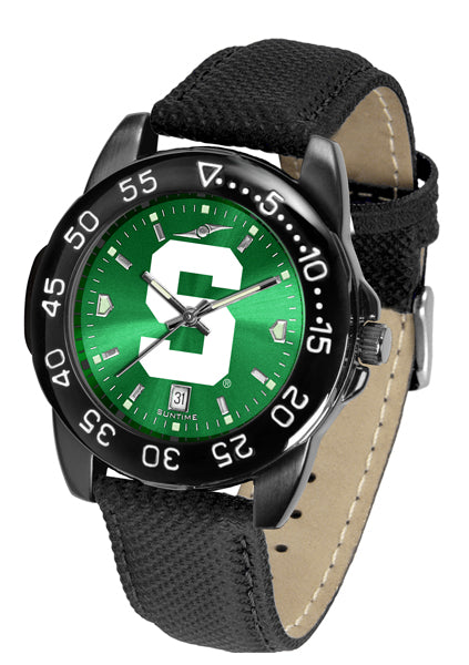 Michigan State Spartans Men's Fantom Bandit AnoChrome Watch-Watch-Suntime-Top Notch Gift Shop