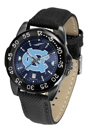 North Carolina Tar Heels Men's Fantom Bandit AnoChrome Watch-Watch-Suntime-Top Notch Gift Shop